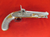 Percussion Single Shot Belt Pistol, 60 Caliber---$595.00