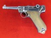 Luger Erfurt 1917, 9mm, WWI Issue, Matched Magazine---$2150.00