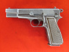 Browning Hi-Power, 9mm, Late War Nazi Issue---$1695.00