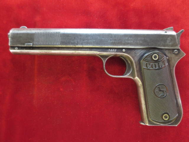 Colt 1900, 38 caliber, Sight Safety, Texas Shipped---$5450.00