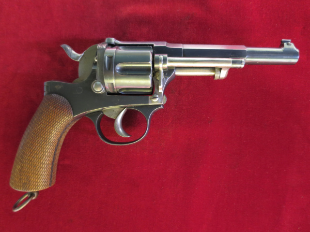 Danish 1880, 9mm Officers model Military proofed---$3295.00