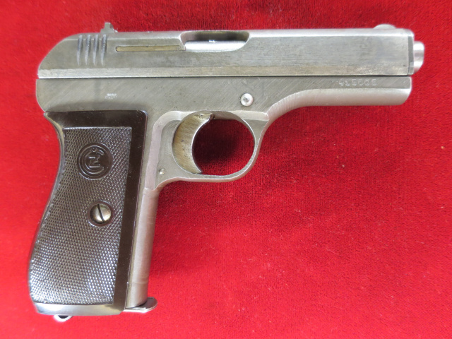 CZ 27, 7.65mm, Late War Full Phosphate-Full Rig---$945.00