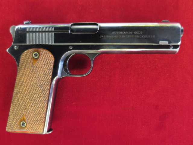 Colt 1905, 45 acp, Built in 1907---$5995.00