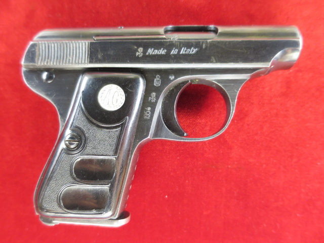 Galesi Model 9, 6.35mm, dated 1954---$275.00