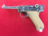 Luger 1942 Mauser Banner-Police-Matching Magazine-Superb---$4250.00