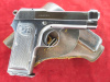 Beretta 1923, 9mm, Slotted for stock, Includes holster---$2895.00