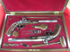 Percussion Dueling Pistols Cased Set---$1395.00