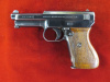 Mauser 1934, 7.65mm, WWII Nazi Military Issue---$1495.00