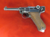 Luger 42-1939, 9mm, Nazi WWII Issue-Matching magazine---$2850.00