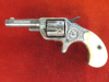 Colt New Line 22 caliber-Factory Engraved, Ivory Grips---$1475.00