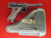 Lahti Valmet L-35, 9mm. Type 1, Built in 1941, Include Holster---$6350.00
