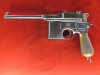 Mauser 1896 Broomhandle, 7.63mm, Pre-war Commercial-Retailer Marked---$3450.00