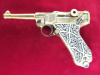 Luger Kreighoff-Engraved-Gold Plated--$NFS$